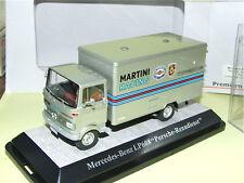 MERCEDES LP608 CAMION PORSCHE MARTINI SERVICE PREMIUM CLASSIXXs