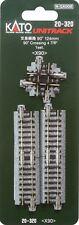 """Kato 20-320 N Unitrack 124mm 4 7/8"""" 90 deg crossing"""