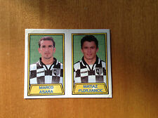 CALCIO MERLIN 2000 n 456 ASARA FLORJIANCIC Figurina Sticker Calciatori NEW