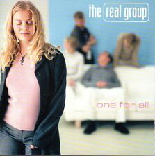 CD The Real Group: One For All, A-Capella Vocal Jazz Schweden