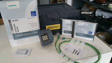 Siemens LOGO! 8 PLC 6ED10573BA020AA8 230V 8DI 4DO Starter Kit 6ed1057-3ba02-0aa8