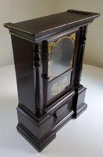 1860s Atkins Clock London Mantle Parlor Clock 8-Hour Bristol Ct Works!