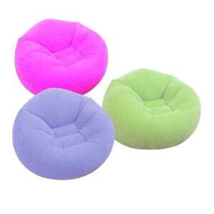 Intex Beanless Bag Chair Air Furniture Assortment 68569NP