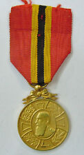 Médaille Commémorative Roi LEOPOLD II BELGIQUE bronze ORIGINAL belgian medal
