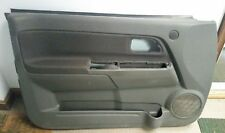 05 CHEVROLET COLORADO EXTENDED  CAB LEFT FRONT DOOR INTERIOR TRIM PANEL