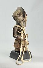 Superb SONGYE Kifwebe Power Figure Fetish Congo Drc African Tribal Art 1137