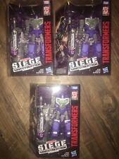 Transformers Siege WFC Refraktor Reflector Set Of 3 MISB