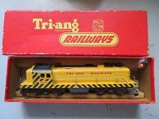 Boxed OO Scale Tri-ang Railways R155 Diesel Switcher Locomotive