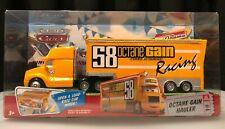DISNEY CARS Race O Rama Series | OCTANE GAIN Racing Hauler - NEW in BOX #4