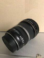 Canon EF-S 10-22mm f/3.5-4.5 USM Wide Angle DSLR camera Lens + 77mm Hoya filter