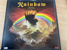 Rainbow Rising Vinyl LP #F
