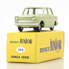ATLAS DINKY TOYS 1:43 miniature car JUNIOR 104 SIMCA 1000 ALLOY TOY GIFT