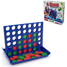 CONNECT 4 TO SCORE BOARD GAME KIDS ADULTS PARTY HOME FUN CHILDRENS GIFT IDEA NEW