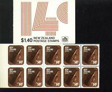 New Zealand  SG SB33  1980 Maori Kotiate Booklet