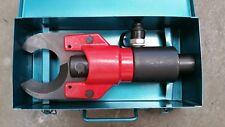 Hydraulic Electrical cutter head  Ton 50mm max