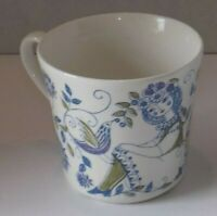 Vtg Norway Lotte Figgjo Flint Turi Design Mug Cup Norwegian Handpaint Silkscreen