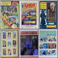 The League of Extraordinary Gentlemen Vol 1 #1-6. Alan Moore Kevin O'Neill