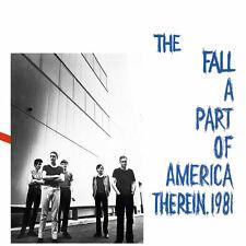 La chute d'une partie de l'Amérique therein, 1981 2017 réédition 2-LP Vinyle Neuf/Scellé
