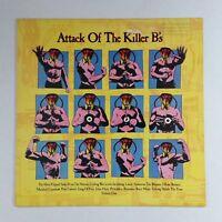 ATTACK OF THE KILLER B's Vol. 1 123837 SLM Promo LP Vinyl VG++ Cover VG+