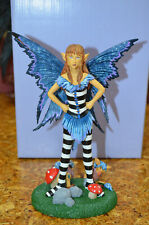 "Amy Brown Silver State Collectibles ""Faerytude""  Statue"