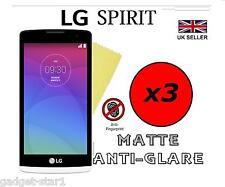 3x HQ Opaco Anti Abbagliamento salvaschermo coperchio LCD Guard Film per LG spirito