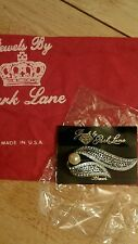 Jewels by Park Lane new fire light pin Vintage New $98