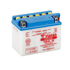 - Batería Yuasa Yb4l-b Yb4lb Cb4lb Cb4l-b 12V bateria moto scooter