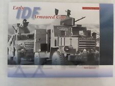 Early IDF Armoured Cars by Trackpad, great photos, 86 pages, softcover