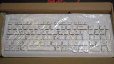 MSI USB Slim Spanish Keyboard White color Spanish/ International Ver. STARTYPE