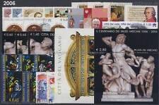 Vaticano - 2006 PROMOClÓN year completamente post frescos **