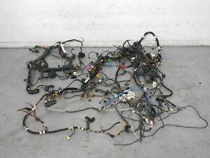 2004 02 03 04 Porsche 911 996 Turbo Wiring Harness #5349