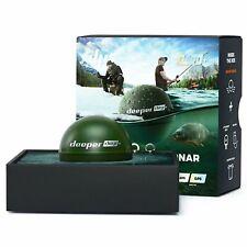 Deeper Smart Sonar Chirp+  Fishfinder Wifi GPS Echo Sounder  *New* - Fishing
