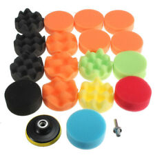 Buffing Pad 80mm Waxing Sponge Waxing Care Car Cleaning Kit Withm10 Drill Adapter Fits 1997 Toyota Corolla