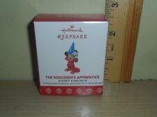 Hallmark 2017 Miniature Ornament, New ~ Mickey Mouse, The Sorcerer's Apprentice