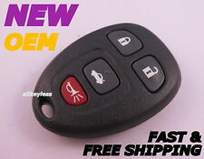 NEW Original GM CHEVROLET BUICK CADILLAC keyless entry remote fob transmitter