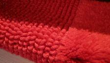 Prestige alfombra de baño von Rhomtuft,60x100 cm,CARMIN,rojo,100% algodón NUEVO