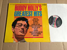 BUDDY HOLLY - GREATEST HITS - LP - COPS 1007 STEREO - GERMANY