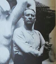 ***** CATALOGUE D'EXPOSITION : GUSTAV VIGELAND - MUSEE RODIN - 1981 - SCULPTEUR