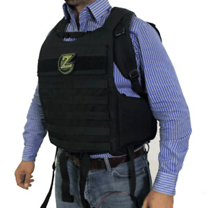 Bulletproof Backpack: Masada Full Body Armor/Bulletproof Vest (IIIA)