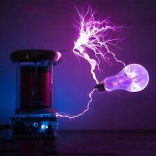 220v Musical Tesla Coil Lightning Strom Fans Electronic Toy Teaching Finished