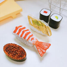 Kids Pretend Role Play Toys Mini Japan Style Sushi Sea Food Cooking Set Toys Z