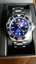 Certina DS Action Diver, Blue Dial, Automatic, Box and Papers