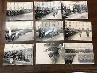 LOTTO 9 FOTOGRAFIE MILITARI GIURAMENTO ALPINI 66