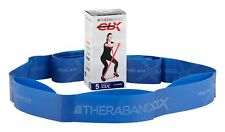 TheraBand CLX Blue Individual Pre-Cut Resistive Exercise Band by (y9K)