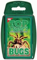 Top Trumps - Bugs Classic Card Game