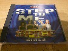 SPICE GIRLS - STEP TO ME - PEPSI PROMO ITEM ORIGINAL 1997 UK ISSUE
