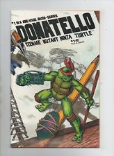 Donatello #1 - One Issue Micro Series - Teenage Mutant Ninja Turtles -(7.5) 1986