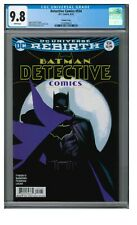 Detective Comics #934 (2016) Albuquerque B Variant CGC 9.8 White Pages FF24