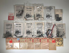 Lot Of Vintage Train Parts N Scale, HO scale and Others Used/New View Pictures