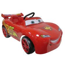 Cars Auto Saetta McQueen Disney Macchina a Pedali Cavalcabile Bimbi +3 Anni